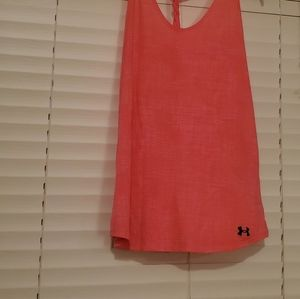 Under Armour ladies tank top size Large